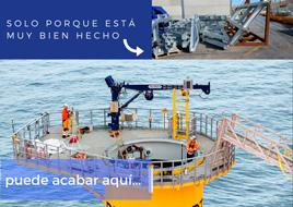 Divisegur Instalaciones en plataformas eólicas marinas